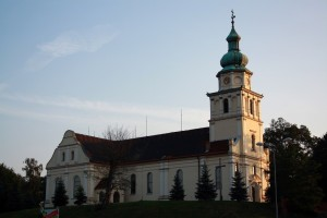Kościół Pszczew - Pensjonat Roma